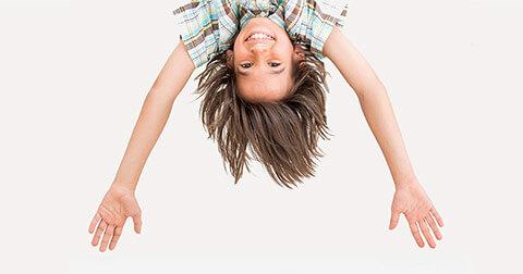 criança hiperativa - microfisioterapia